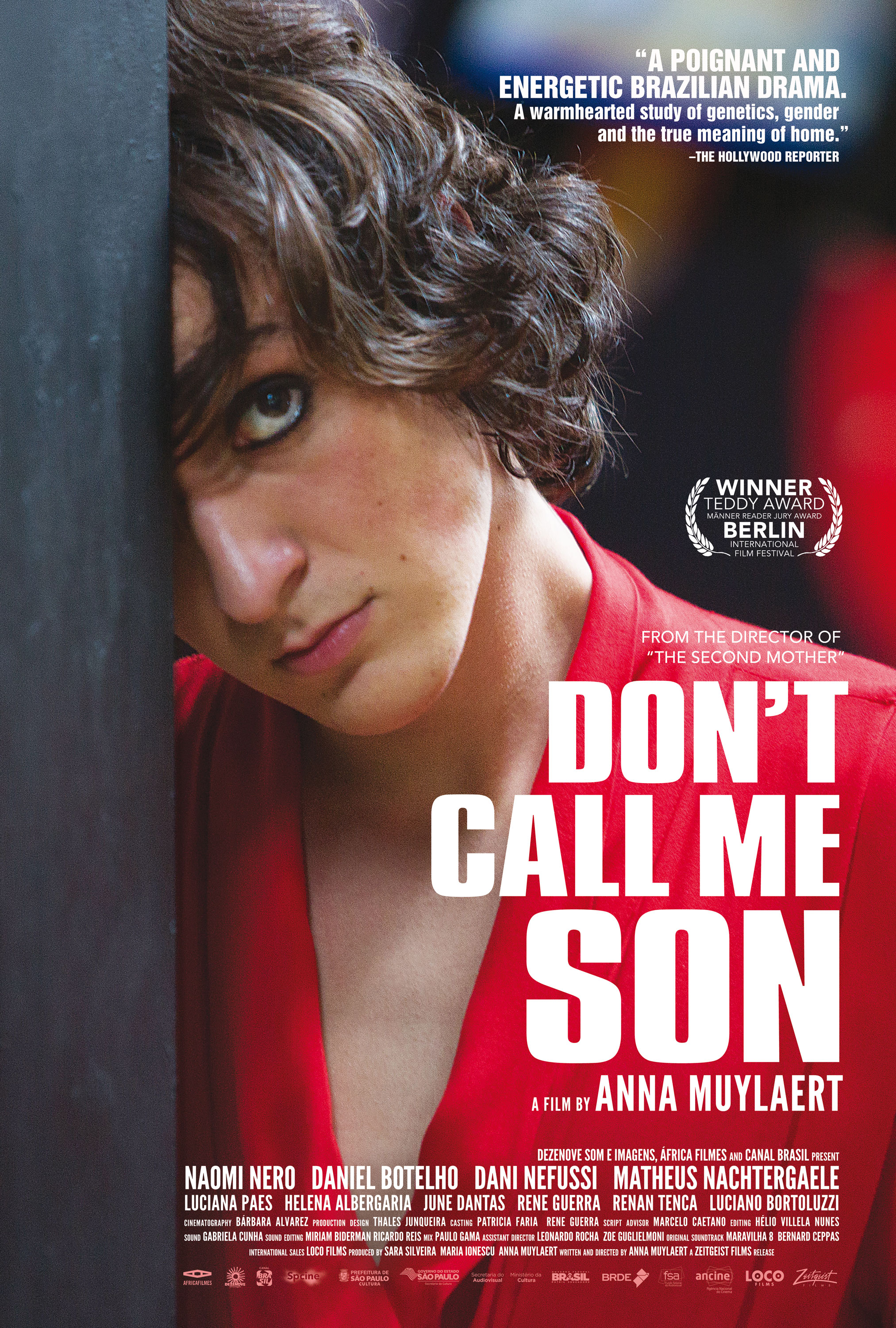 Don't Call Me Son :: Zeitgeist Films