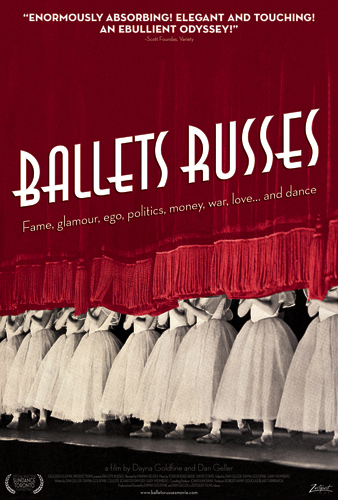 Ballets Russes [DVD]