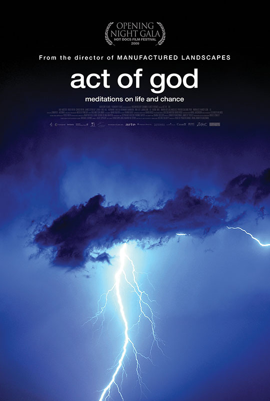 Act of God [DVD]