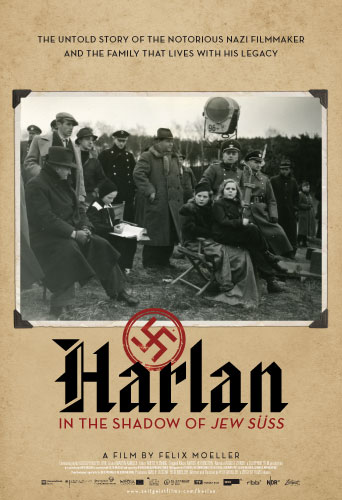 Harlan - In the Shadow of Jew Suss [DVD]
