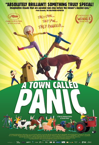 A Town Called Panic [DVD]