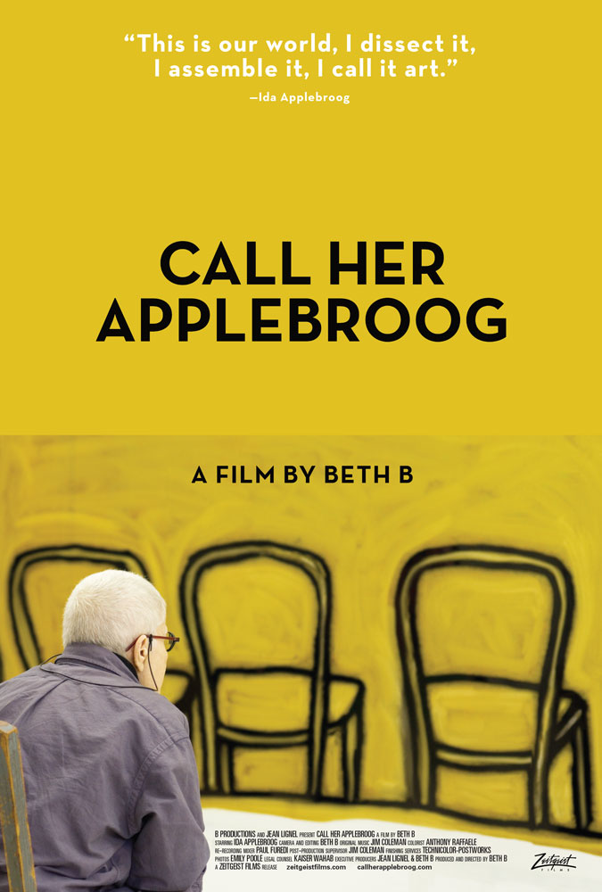 Call Her Applebroog [DVD]