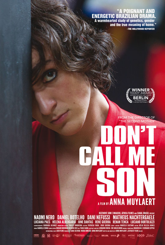 Don't Call Me Son [DVD]