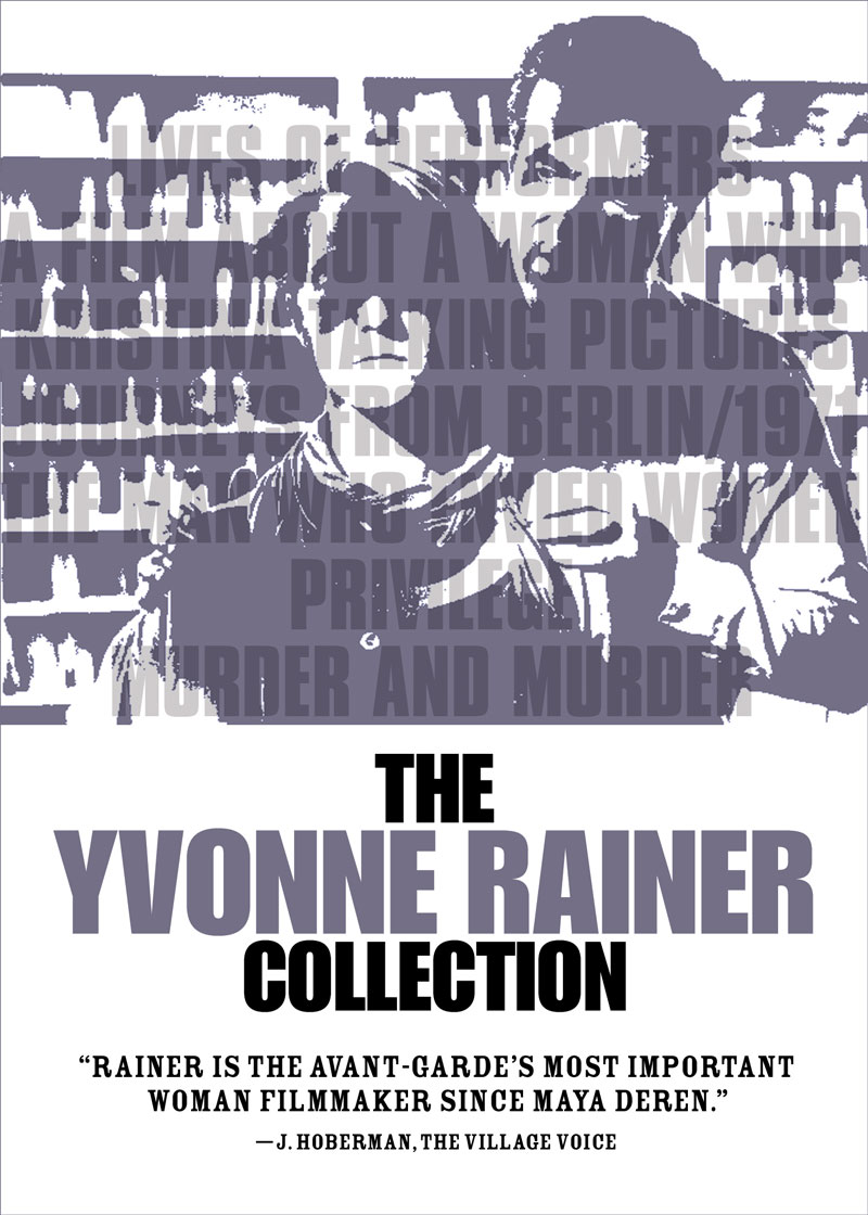 The Yvonne Rainer Collection