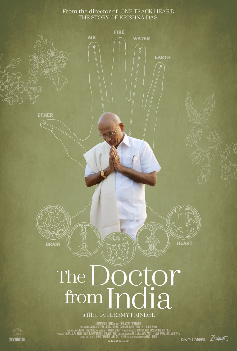 The Doctor from India [DVD]