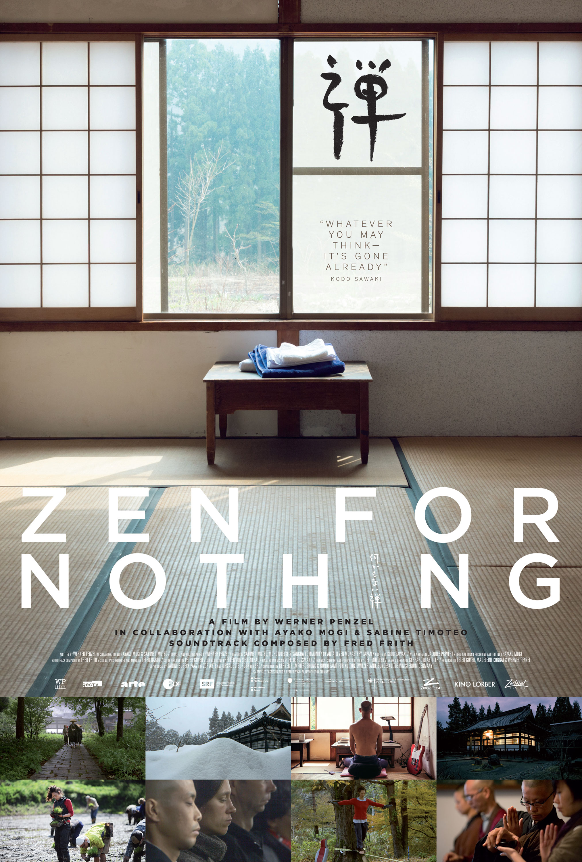 Zen for Nothing [DVD]