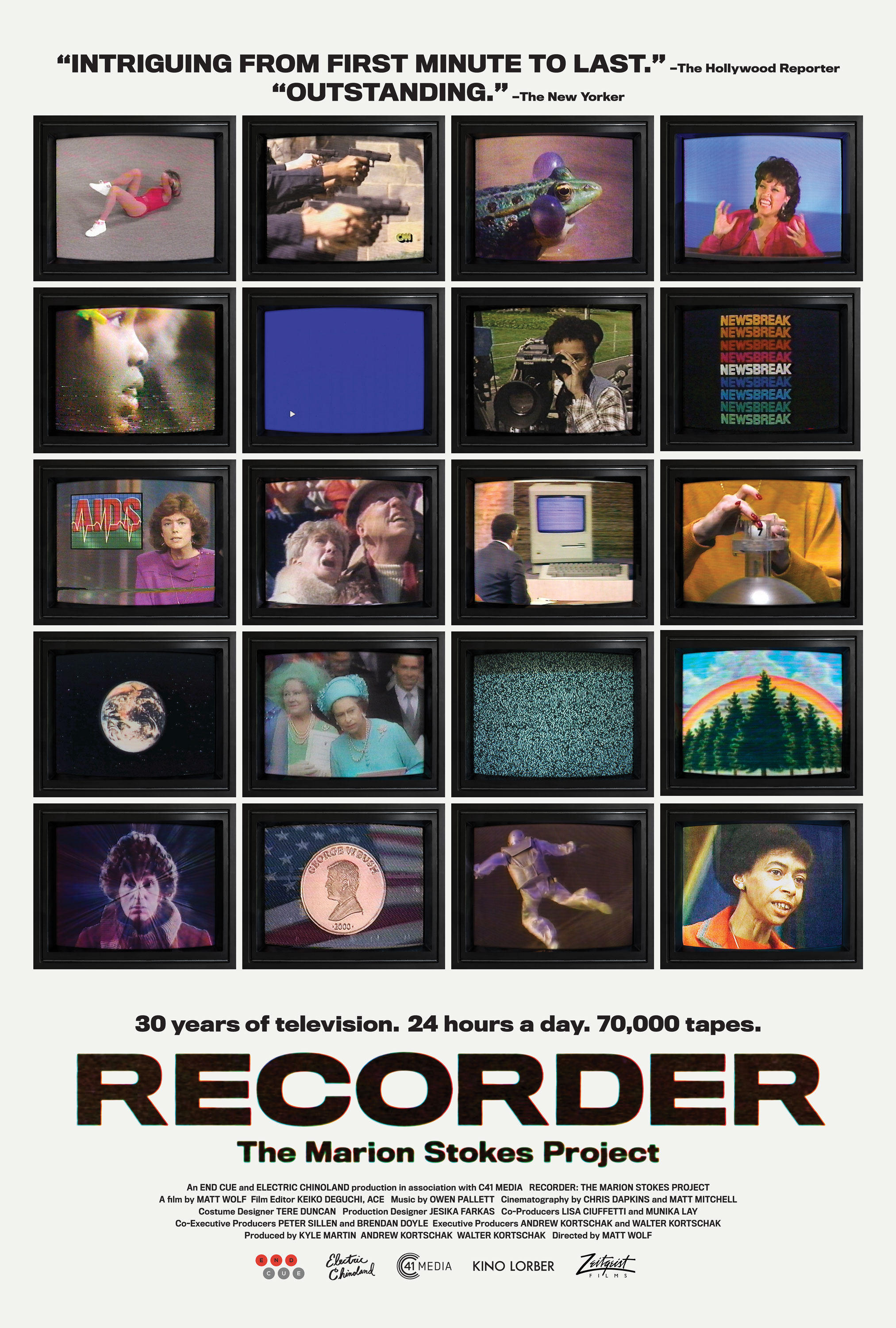 Recorder: The Marion Stokes Project [DVD]