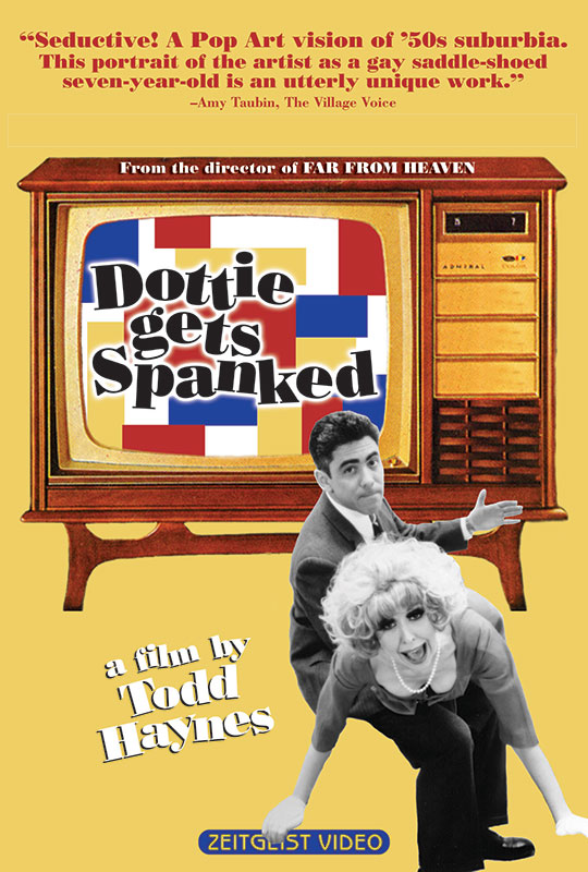 Dottie Gets Spanked [DVD]