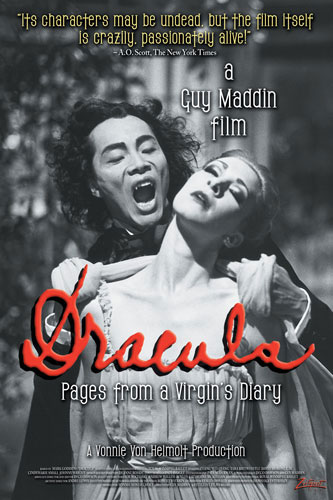 Dracula: Pages from a Virgin's Diary [DVD]