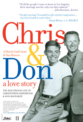 Chris & Don. A Love Story [DVD]