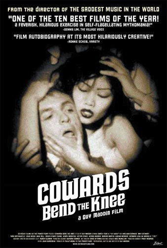 Cowards Bend the Knee [DVD]