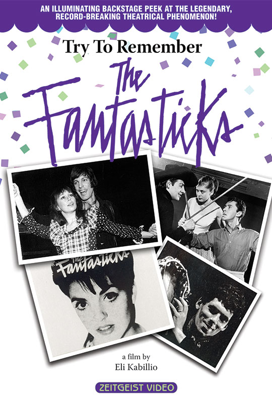 Try to Remember: The Fantasticks [DVD]