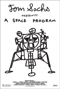 Tom Sachs Presents: A Space Program